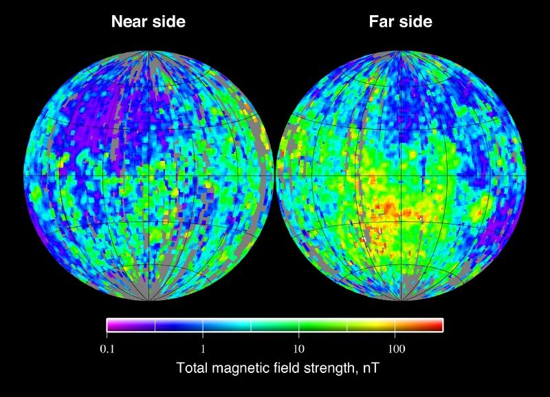 Berita Magnet 2021: Anomali Magnetik di Bulan